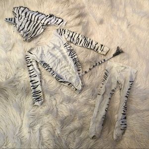 Other - Girls handmade zebra costume